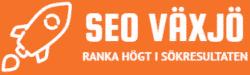 SEO Växjö inverterad logo